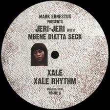 """Mark Ernestus - Xale - 12"""" Vinyl"""