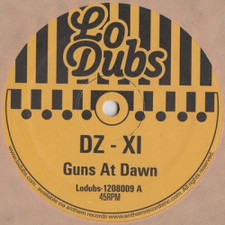 "Dz & Xi - Guns At Dawn - 12"" Vinyl"