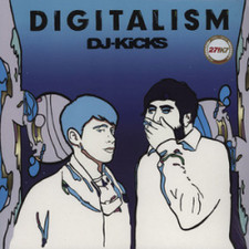 Digitalism - DJ Kicks - 2x LP Vinyl