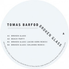 """Tomas Barfod - Broken Glass - 12"""" Vinyl"""