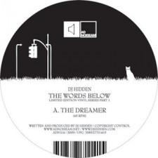 """DJ Hidden - The Words Below Vol.1 - 12"""" Vinyl"""