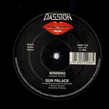 "Sun Palace - Winning/Rude Movements - 12"" Vinyl"