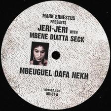 "Mark Ernestus - Mbeuguel Dafa Nekh - 12"" Vinyl"