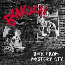 "Blakula! - Back from Mystery City - 12"" Vinyl"