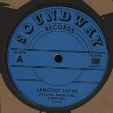 "Lancelot Layne - Carnival Drum Song - 12"" Vinyl"