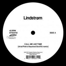 "Lindstrom - Call Me Anytime - 12"" Vinyl"