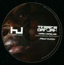 """Terror Danjah - Dark Crawler - 12"""" Vinyl"""