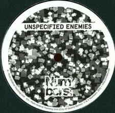 "Unspecified Enemies - Multi Ordinal Tracking Unit - 12"" Vinyl"