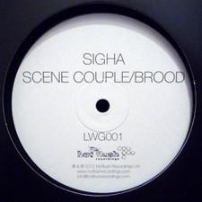 "Sigha - Scene Couple - 10"" Vinyl"