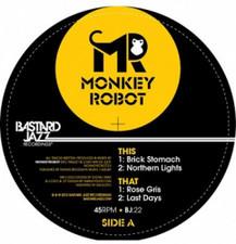 "Monkeyrobot - Monkeyrobot - 12"" Vinyl"