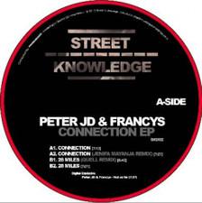 "Peter JD & Francys - Connection - 12"" Vinyl"