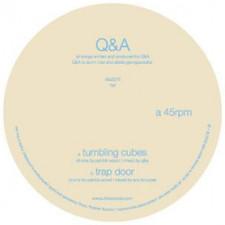 "Q&A - Tumbling Cubes - 12"" Vinyl"