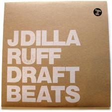 "J Dilla - Ruff Draft Beats (Instrumentals) - 12"" Vinyl"