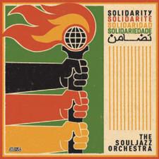 "Souljazz Orchestra - Solidarity - 12"" Vinyl"