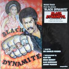 """Various Artists - Black Dynamite Ost - 12"""" Vinyl"""