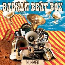 """Balkan Beat Box - Nu*Med - 12"""" Vinyl"""