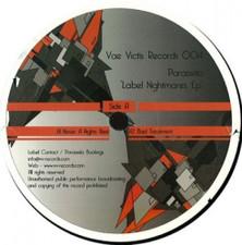 "Parassela - Label Nightmares - 12"" Vinyl"