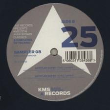 "Various Artists - KMS 25th Anniversary Classics Pt.8 - 12"" Vinyl"