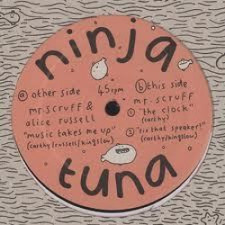 "Mr. Scruff - Music Takes Me Up - 12"" Vinyl"