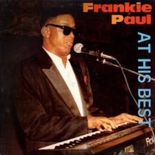 """Frankie Paul - At His Best - 12"""" Vinyl"""