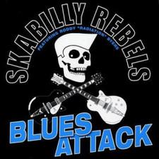 """Skabilly Rebels - Blues Attack - 12"""" Vinyl"""