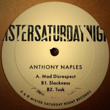 "Anthony Naples - Mad Disrespect - 12"" Vinyl"