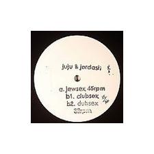 """Juju & Jordash - Jewsex - 12"""" Vinyl"""