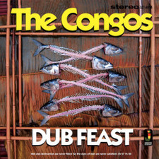 "Congos - Dub Feast - 12"" Vinyl"