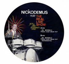 "Nickodemus - Give The Drummer Some Remix - 7"" Vinyl"