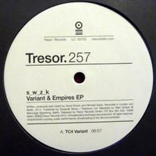 "S_w_z_k - Variant & Empires - 12"" Vinyl"