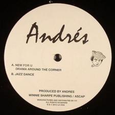 "Andres - New For U - 12"" Vinyl"