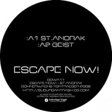 "Escape Now! - St. Anorak - 12"" Vinyl"