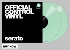 Serato Performance Series - Control Vinyl Glow In The Dark - 2x LP Vinyl