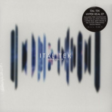 "Ital Tek - Hyper Real - 12"" Vinyl"