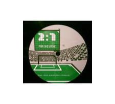 """Sascha Funke - 2:1 Fur Die Liebe - 12"""" Vinyl"""