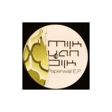 """Mijk Van Dijk - Paperwall EP - 12"""" Vinyl"""