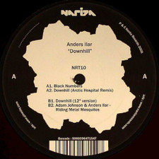 "Anders Ilar - Downhill - 12"" Vinyl"
