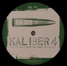 """Kaliber - #4 - 12"""" Vinyl"""
