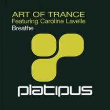 """Art Of Trance - Breathe CYGNUS X REMIX - 12"""" Vinyl"""