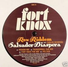 """Rex Riddem - Salvador Diaspora - 12"""" Vinyl"""