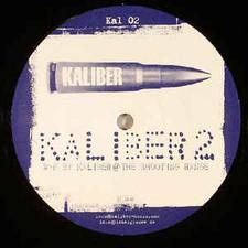 """Kaliber - #2 - 12"""" Vinyl"""