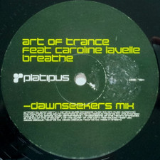 "Art Of Trance - Breathe DAWNSEEKERS RMX - 12"" Vinyl"