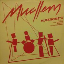"""Muallem - Mutations 3 - 12"""" Vinyl"""