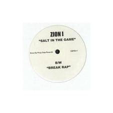 "Zion I - Salt In The Game/Break Rap - 12"" Vinyl"
