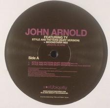 """John Arnold - Style & Pattern - 12"""" Vinyl"""
