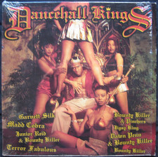 "Various Artists - Dancehall Kings Lp - 12"" Vinyl"