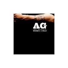 """AG - Frozen - 12"""" Vinyl"""