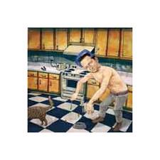 "Sj Esau - Wrong Faced Cat Feed LP - 12"" Vinyl"