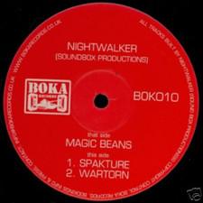 "Nightwalker - Magic Beans - 12"" Vinyl"