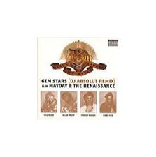 "Black Market Militia - Gem Stars / Mayday - 12"" Vinyl"